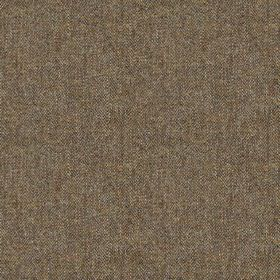 Harris Tweed Hebrides - Lewisian Rock - Fabric made from 100% wool, woven with a subtle speckled effect in light brown and two similar shade