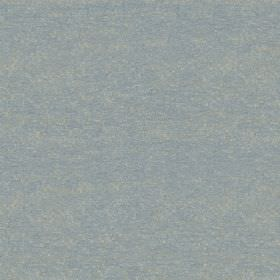 Kerry - Bluebell - Light sky blue coloured viscose, cotton & linen blend fabric, finished with a scattering of light grey coloured speckles
