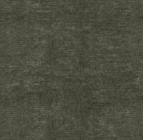 Ambleside Velvet - Slate - Dark graphite grey and gunmetal grey coloured, slightly patchy fabric made entirely from cotton