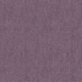 Boho - Heather - Deep lilac coloured fabric made from 100% cotton