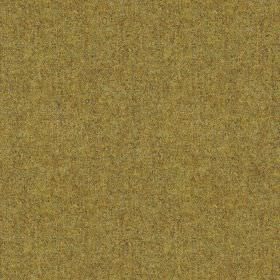 Elgar Wool Plain - Cardamom - Fabric made with a 100% wool content, featuring a speckled finish in light grey and creamy yellow colours
