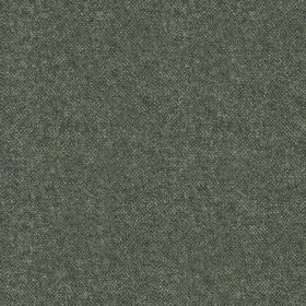 Elgar Wool Plain - Lichen - 100% wool fabric made in battleship grey, finished with small, very subtle patches in a lighter shade of grey