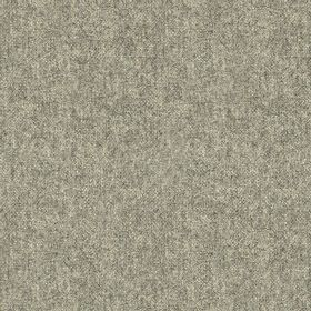 Elgar Wool Plain - Pewter - A stylish speckled finish covering fabric made from 100% wool in white and steel grey