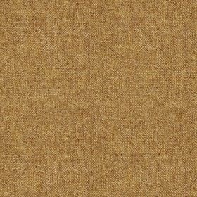 Elgar Wool Plain - Straw - Fabric made from 100% wool, covered with a subtle cream and caramel coloured speckled finish