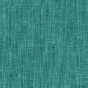 Downham - Teal - Cotton fabric in teal with a simple contemporary design
