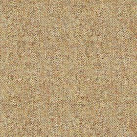 Elgar Wool Plain - Barley - Rich copper, brown, grey and white coloured speckles scattered over fabric woven from 100% wool