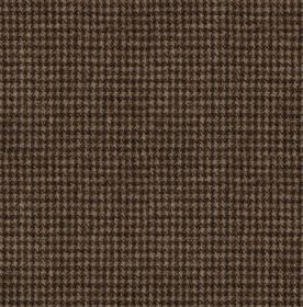 Harris Tweed Houndstooth - Peatland - A tiny checkerboard pattern woven in two different dark shades of grey on fabric made from 100% wool