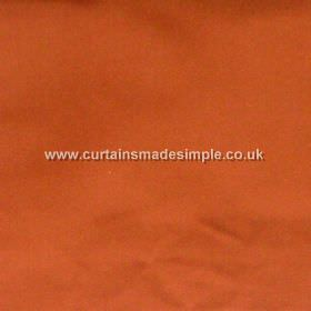 Asina - Orange - Plain orange  fabric