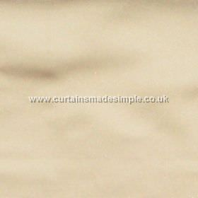 Asina - Cream - Plain cream/sandy fabric