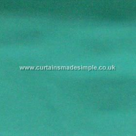 Asina - Teal - Plain teal blue fabric