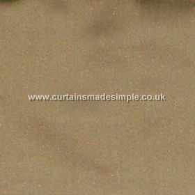 Asina - Latte - Plain latte brown fabric
