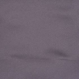 Asina - Flint - Plain polyester fabric with dark purple colour