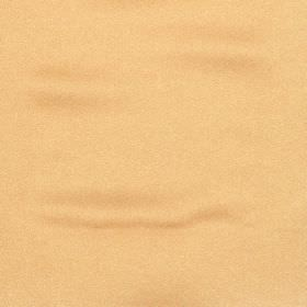 Asina - Ochre - Plain polyester fabric with light orange colour