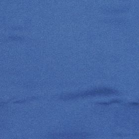 Asina - Danube - Plain polyester fabric with dark blue colour