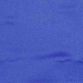 Asina - Electric Blue - Plain polyester fabric with blue/purple colour