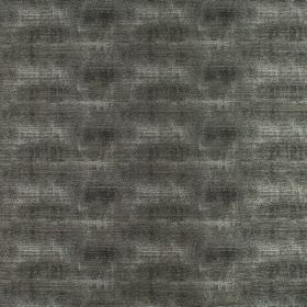 Jax - Graphite - Patches of dark and light grey on a mid-grey coloured polyester, viscose and cotton blend fabric