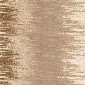Jinny - Gold - Light grey, beige, brown and cream coloured polyester and cotton blend fabric featuring sweeping, brushed areas of colour