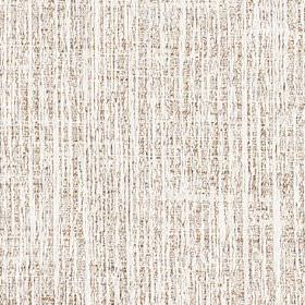 Letty - Champagne - White fabric made from polyester and cotton featuring a vertical pattern of light grey-purple coloured streaks