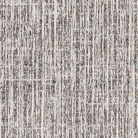 Letty - Platinum - Streaked fabric made from polyester and cotton, featuring a stylish, versatile design in graphite grey and white