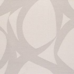 Calshot - Pebble - Fabric with grey background and bold darker whorls