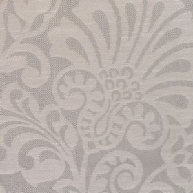 Langstone - Pebble - Fabric with grey background bold lighter floral pattern