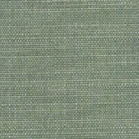 Raffia - Alpine - Threads in dark and light shades of blue-grey woven together into a polyester and viscose blend fabric