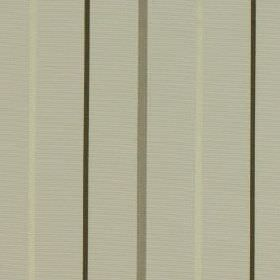 Mira - Natural - Four different light and dark shades of grey making up a vertically striped 100% polyester fabric
