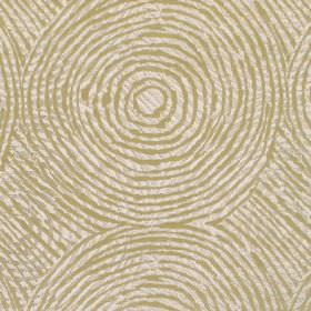 Sauda - Zest - Fabric in lemon yellow with feint swirls