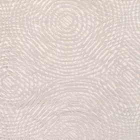 Sauda - Champagne - Fabric in beige with feint swirls