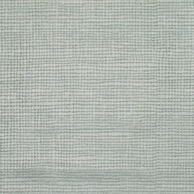 Dayo - Azure - Slightly slubbed fabric in blue