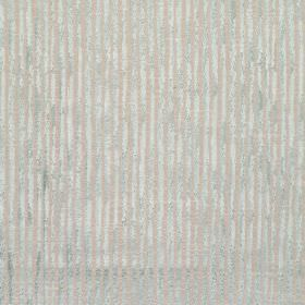Afia - Azure - Slightly mottled fabric in blue