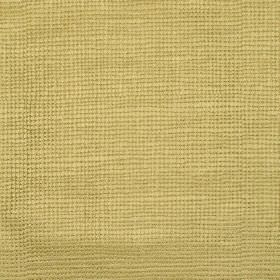 Dayo - Zest - Plain fabric in lemon yellow