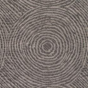 Sauda - Slate - Fabric in dark grey with feint swirls