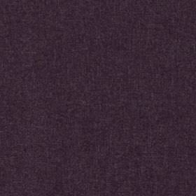 Finch - Plum - Polyester fabric in the dark purple shade called plum