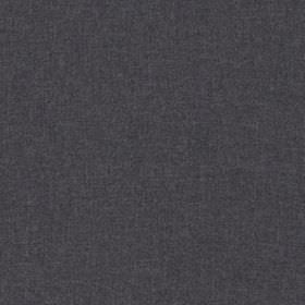 Finch - Sapphire - Sapphire-colored polyester fabric without any additional design