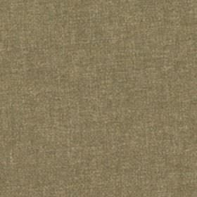 Finch - Coffee - Minimalist polyester fabric in gray