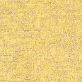 Orion - Zest - Polyester and cotton blend fabric featuring a random, subtle streaking design in pale shades of yellow and grey