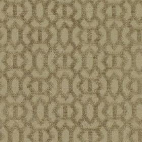 Heeley - Taupe - A soft texture finishing a simple geometric design on 100% polyester fabric made in two similar shades of stone grey