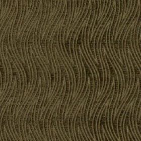 Carrie - Carrie - Fabric made from 100% polyester featuring a large, thin, wavy zigzag line pattern in two different dark shades of grey