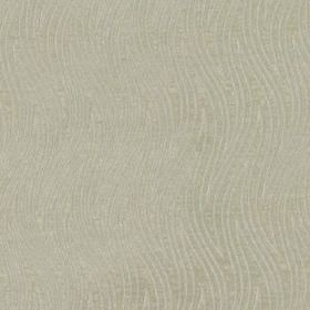 Carrie - Ivory - Silver-grey coloured 100% polyester fabric featuring a very subtle pattern of thin, wavy zigzag lines