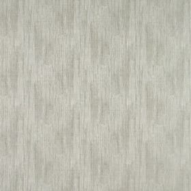 Ditton - Dove - Grey and white coloured fabric made from polyester and cotton with patches of darker colouring and vertical streaks