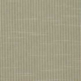 Balboa - Wicker - 100% cotton fabric featuring a pattern of narrow, evenly sized vertical stripes which alternate between grey and beige