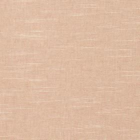 Laguna - Candyfloss - Plain blush pink coloured 100% cotton fabric which has several paler threads running horizontally through it