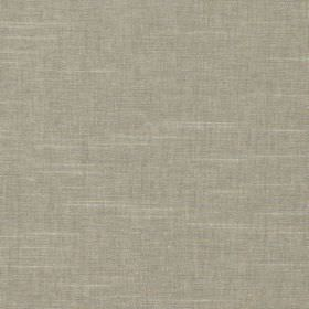 Laguna - Dove - Intermittent cream coloured threads running horizontally through a simple plain grey fabric made entirely from cotton