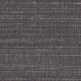 Raffia - Flint - Navy blue and pale grey coloured threads woven together into a fabric blended from polyester and viscose