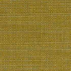 Raffia - Gold - Fabric woven from an olive green and khaki coloured blend of polyester and viscose
