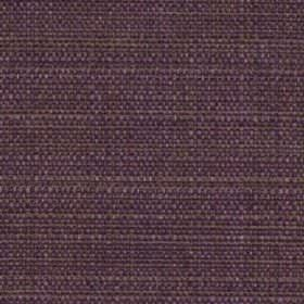 Raffia - Aubergine - Deep, Royal purple coloured fabric blended from a mixture of polyester and viscose