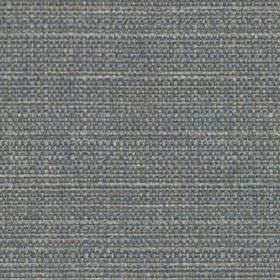 Raffia - Mercury - Versatile fabric made in blue-grey from ablend of polyester and viscose, woven with a few pale blue-grey threads
