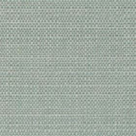 Raffia - Moonstone - Fabric blended from polyester and viscose in a light, fresh shade of duck egg blue