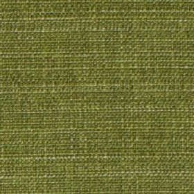 Raffia - Olive - Olive green coloured polyester and viscose blend fabric woven with a few subtle creamy white coloured threads